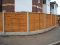 Lap Panel and Gravel Board